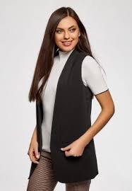 Женские костюмные <b>жилеты</b> — купить в интернет-магазине ...