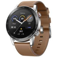 Buy Huawei <b>Honor Magic Watch 2</b> 46mm Brown Linen ...