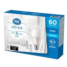 Light Bulbs: LED, Fluorescent, Halogen, CFL Bulbs | Walmart Canada
