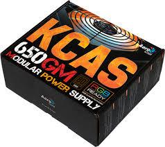 Обзор и тестирование <b>блока питания AeroCool KCAS</b>-650GM