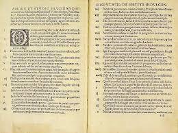 「マルティン・ルター「95ヶ条の論題」の画像検索結果