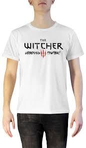 Купить <b>Футболка The Witcher</b>: Шевелись Плотва   в интернет ...