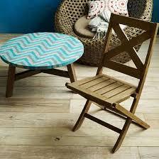 Jardine <b>Folding Chair</b> - Driftwood