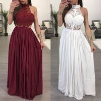 <b>Women's Summer Boho</b> Casual Long Maxi Evening Party Cocktail ...