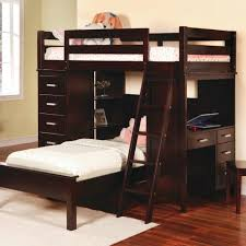 furniture light grey wooden bunk bedn with desk and book shelf is also a kind of bed and desk combo furniture
