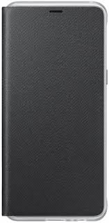 <b>Чехол</b>-<b>книжка Samsung Neon Flip</b> Cover A8+ (2018) Black ...