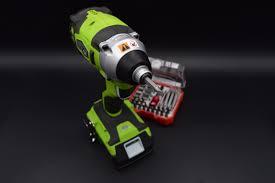 <b>GreenWorks</b> GD24DD: один из лучших ударных <b>шуруповертов</b> ...