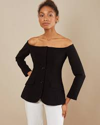 Жакет <b>удлинённый с</b> открытыми плечами в интернет-магазине ...