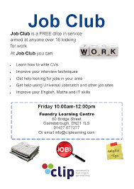 looking for a job clip first aid food safety mental health ict english maths and much more drop into our job clubs in market rasen mablethorpe or gainsborough