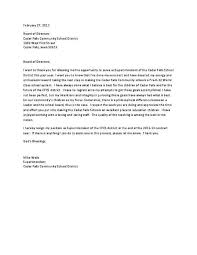 how to write a teacher resignation letter to principal  best  pdf mike wells final resignation letter f7uzjl9a