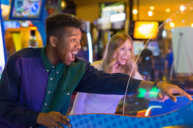 The <b>Upgrade Arcade</b> with Yahoo Mail • The Americana at Brand