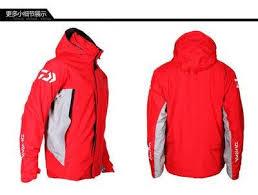 Daiwa Fishing Jacket Parka Pants Coat Two-Piece Suit Waterproof ...