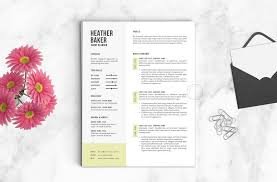 the best cv resume templates examples ok huge a mini st us letter sized resume template that comes in 3 color versions it can be customized ms word