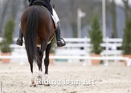 Antarès Sellier - Riding is an Art