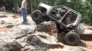 Jeep Rock Crawler Jeep Grand Cherokee Defining Quotrock Crawlingquot At The Kodak Rock