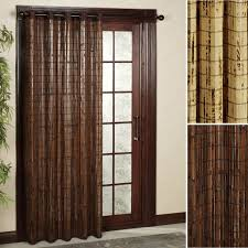 patio doors with blinds between the glass: pella products picturesque glass grommet curtains with pella designer series patio door bamboo patio panels interior design pella proline sliding patio door