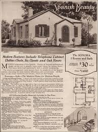 images about Spanish Med  Bungalows on Pinterest   Spanish    Wardway   Kit houses   Sonora   Spanish style   Stucco