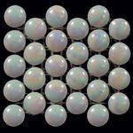 Стеклянная <b>мозаика Natural Flex Pearl</b> WH-001 (HY-01) 31,5х32,5 ...