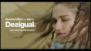 Hundred Miles - Yall ft. Gabriela Richardson for <b>Desigual</b> - YouTube