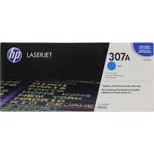 Оригинальный <b>картридж HP CE741A</b> (№307A) (голубой) Голубой ...