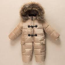 Aliexpress.com : Buy <b>RUSSIA</b> 2017 <b>Winter</b> jumpsuit <b>new baby</b> boy ...