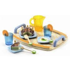 Купить игрушечную посуду Набор сюжетно-<b>ролевой игры Djeco</b> ...