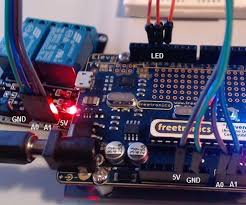Arduino <b>2 Channel Relay</b>: 3 Steps