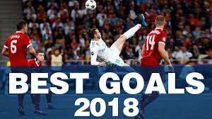 <b>REAL MADRID</b>: BEST GOALS <b>2018</b>! - YouTube