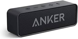 Anker SoundCore 24-Hour Playtime <b>Bluetooth Speaker with</b> ...