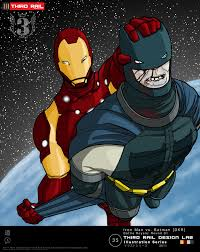 in 99999 of all cases superman and iron man would not only beat batman batman superman iron man