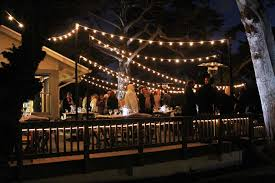 image of solar patio string lights patio string bulbs backyard string lighting