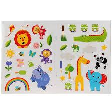 Многоразовые <b>наклейки</b> для малышей Веселый зоопарк. <b>Фишер</b> ...