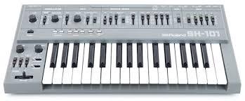 <b>Roland SH</b>-<b>101</b>   <b>Vintage Synth</b> Explorer