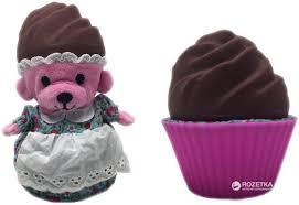 ROZETKA | <b>Мягкая игрушка Cupcake Bears</b> серии Ароматные ...