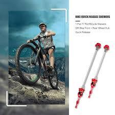 Skewers Sporting Goods <b>1 Set MTB Road</b> Bicycle Bike Wheel Hub ...