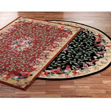 red kitchen slice rug rooster rug is a magnificent addition to your kitchen or dining room k