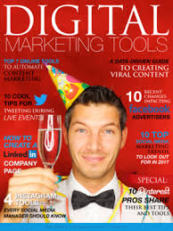 About 'Digital Marketing Tools' magazine