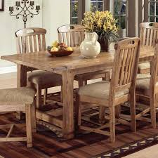 Distressed Dining Room Chairs Oak Distressed Dining Table Wayfair Sedona By Sunny Designs Iranews