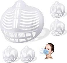 [<b>5 PCS</b>]<b>3D Face</b> Bracket for <b>Mask</b>, <b>Face</b> Inner Support Bracket ...