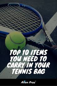 top 10 items you need to carry in your tennis bag alien pros overgrips the galaxys first designer overgrip bags cool cru gear