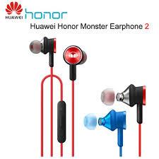 <b>Huawei</b> Earphone <b>Honor Monster 2</b> AM17 3.5mm In-Ear with ...