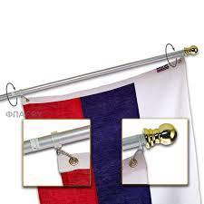 Флагштоки - Флаг.ру