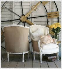 burlap chairshmmm when i slipcover my living room chairs in white burlap furniture