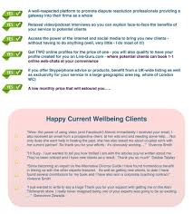 are you getting enough exposure online online divorce advice ii landing page wellbeing finance