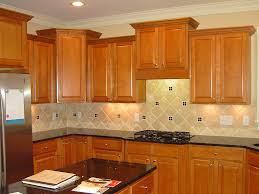 kitchen backsplash for dark cabinets