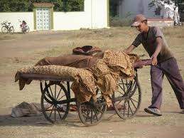 Ajrak <b>Printing - The Story of</b> Ajrakpur – India1001.com