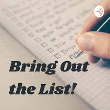 Bring Out the List!