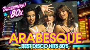 <b>Arabesque</b> - Дискотека 80х - <b>Best</b> Disco Hits 80's - YouTube