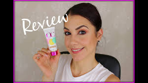 Physicians Formula <b>Super CC</b> Cream | Review/Demo/Full Face ...