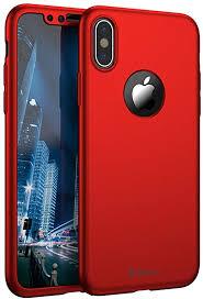 Ipaky iPhone X Full Body Case,Matte PC Hard ... - Amazon.com